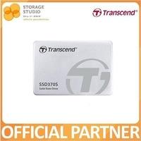 "Transcend SSD370S SATA III 6Gb/s 2.5"" (128GB/256GB/512GB/1TB) 3 Years Local Singapore Warranty *TRANSCEND OFFICIAL PARTNER*"