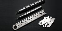 mininch《工具筆三部曲全組合》優雅修繕的隨身好工具