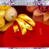 Gold 916 gold ring ring