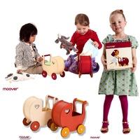 丹麥mini moover小孩的收納小推車彩盒包裝 單入 (代購商品)
