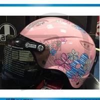 GP5 GP-5 033 花語 粉紅色 半罩安全帽 雪帽 內襯全可拆 輕便式《裕翔》