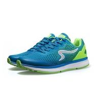 【ZEPRO】男子KIRIN系列減震耐磨運動跑鞋-光速藍