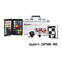 ◎相機專家◎ Datacolor Spyder5 Capture Pro 專業螢幕 攝影校正旗艦組 正成公司貨