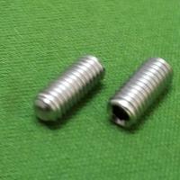 白鐵止付螺絲 M5*長5mm~30mm 不銹鋼無頭內六角螺絲