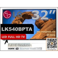 LG 32นิ้ว LED Digital Smart TV 32LK540BPTA