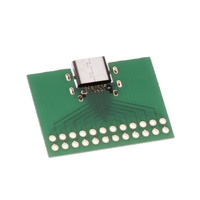 ❤❤ DIY Type C Female Test Plug Socket Connector USB 3.1 Adapter SMT Type+PC