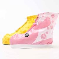 兒童防滑雨鞋套2款可挑-2雙入