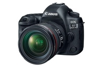 Canon EOS 5D IV Camera with 24-105mm f/4L II Lens+OEM T4-3514 tripod+canon Bag( local warranty)