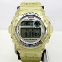 有G-SHOCK G打擊CASIO卡西歐手錶DW-9200K-2BT第7次基簽海豚鯨會議正式的推進器背數碼石英白骨架藍色人箱子的T東大阪商店336434 RY1353 NEXT51