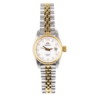 Orient Oyster Sapphire Automatic 100m Date Crystal Markers Female Dress Watch SNR16002W0 NR16002W