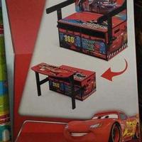 #costco代購#Disney桌椅收納組