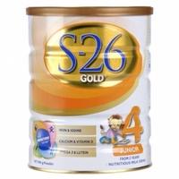 S26惠氏 1-4段奶粉