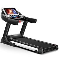 Pepu TM600 Foldable Motorized Treadmill