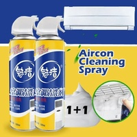 😍☆★【SG INSTOCK】1+1 OFFER Aircon Cleaner / Aircon Cleaning Spray / One bottle sufficient for 2 unit