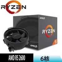 【C+M組合餐】AMD R5 2600 + 華碩 PRIME B450M-K