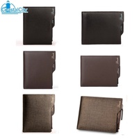 COA  Men's Wallet Cowhide Wallet Can Be Put on Driver's License Cowhide