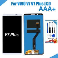 For Vivo v7 plus LCD Display Touch Screen Digitizer Assembly For Vivo v7+ display for vivo v7 plus LCD screen Digitizer