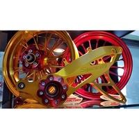 【『柏』利多銷】Speed 1 二代 CNC強化後搖臂 鋁合金後搖臂 CNC鋁合金排骨 外銷限定版GTR新勁戰BWS大B