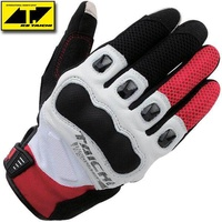 3 Color Spring And Summer Classic RS-TAICHI RST412 Mesh Breathable Car Drop-resistant Gloves Touch Screen