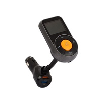 Oscar Store BT76 Universal QC3.0+5V/2.4A Double USB Mic Bluetooth Receiver