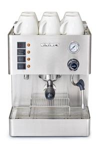 Minimex เครื่องชงกาแฟ รุ่น Richman (Silver)