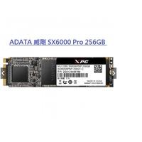 威剛 XPG SX6000Pro 256G M.2 2280 PCIe SSD固態硬碟 (送散熱片)SX6000 PRO