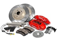☆阿勳汽車☆~GOLF TDI TSI GTI R32 R 福斯競技部門 Volkswagen Racing 卡鉗套件