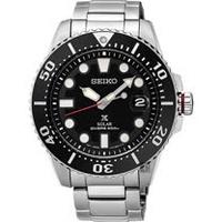 SEIKO 精工 PROSPEX SCUBA 太陽能手錶-黑水鬼 V157-0BT0D(SNE437J1)
