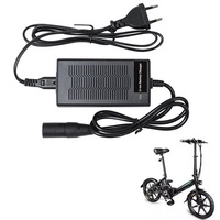 FIIDO D3/D3S 42V 2A Folding Electric Bicycle Battery Charger Portable Electric Bike Bicycle Scooters Charger EU/PU Plug