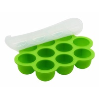 10 Holes Silicone Egg Bites Mold for Instant Pot Accessories Fits Instant Pot