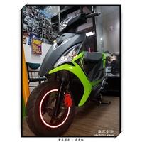 VJR 125 專用輪框反光貼