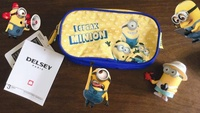 DELSEY Minion travel pouch