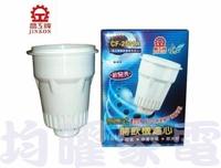 【均曜家電】《晶工牌》感應式無鈉離子開飲機濾心(2入)CF-2501A
