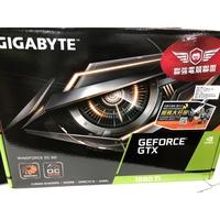 全新 技嘉 GTX 1660 Ti WINDFORCE OC 6G 效能勝 GTX1070 RX580