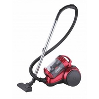 Europace EVC3200S  2000W Multi-Cyclone Vacuum Cleaner (Red)