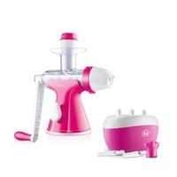 Brand Multi-functional Guoyu Blender Press Fruit Juicer Home Ice Cream Children Ice Holding Machine Ice Cream Machine