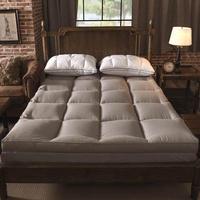 180x200cm Thicken Winter Warm Mattress Foldable Tatami Mattress Pad Sleeping Rug Bedroom and Office Lazy Bed Mats - intl