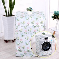 Universal Haier Midea Littleswan Panasonic Washing Machine Cover Impeller Fully Automatic on the Open Roller Waterproof Sun-resistant Cover