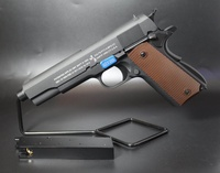 บีบีกันปืนสั้นระบบกรีนแก๊ส WE M1911