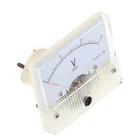 Blesiya DC 15V Analog Panel Volt Voltage Testing Meter Voltmeter Gauge 85C1