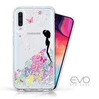 EVO CASE Samsung Galaxy A50 奧地利水鑽殼 - 花嫁