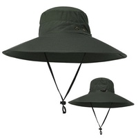 Sunscreen Wide Brim UV Protection Fishing Sun Hat