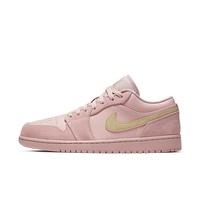 Nike Air Jordan 1 Low aj1 粉色 麂皮 低筒 籃球鞋 CJ9216-676