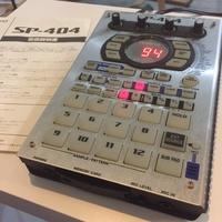 美品 Roland sp404 經典 取樣機 90 嘻哈