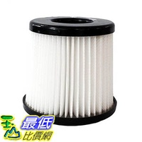 [106美國直購] Dirt Devil Style F62 HEPA Filter; Fits Royal and Featherlite Vacuums 440001893 _O81