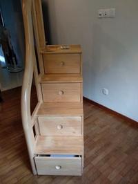 🚚 Ibenma Storage Stairs
