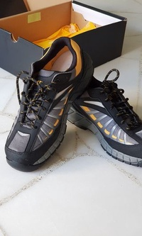 Caterpillar Safety Shoes Steel Toe