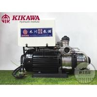 【紳士五金】木川泵浦 KQ800SIC 1HP 白鐵水機電腦變頻加壓馬達 低噪音 配有多重保護機制 延長泵浦壽命