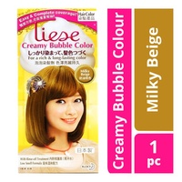 Liese Creamy Bubble Hair Colour - Milky Beige