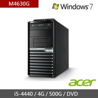 [二手機] ACER M4630G (I5-4440(3.3G)/4G/320G/DVD/W7P)
